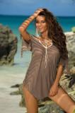 Rochie de Plaja M mocca