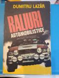 Raliuri automobilistice. Dumitru Lazăr. 1983