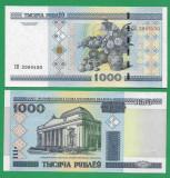 = BELARUS - 1000 RUBLE – 2000 - UNC   =