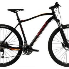 Bicicleta MTB Devron Riddle M3.9, Cadru M 460mm, Roti 29inch, 27 viteze, Frane hidraulice pe disc (Negru)