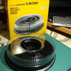 Magazie diapozitive rotativa Kodak Carousel s-av2000