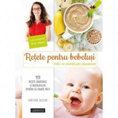Retete pentru bebelusi | Christine Zalejski