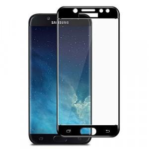 Folie de Sticla 5D SAMSUNG Galaxy J5 2017 (Negru) Full Glue