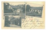 67 - GAVOJDIA, Timis, Litho, Romania - old postcard - used - 1900, Circulata, Printata