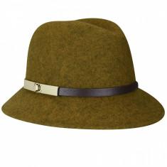 Palarie Betmar Darcy Fedora Verde (Masura Universala) - Cod 4032430