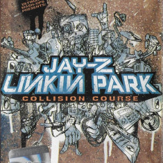 Caseta Jay-Z / Linkin Park – Collision Course, sigilata, holograma