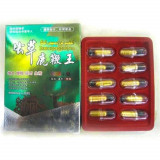 Snow Male Chong Cao/ Sex Pill Enhancer Plateau Natural Herbal 10 Pills