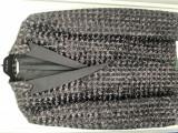 Sacou bărbătesc original marimea M marca Philipp Plein negru ediție limitata