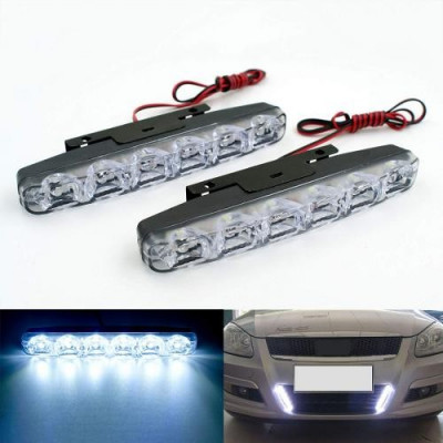 Lumini LED Daylight DRL foto