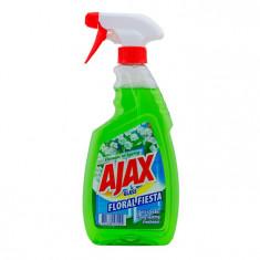 Solutie geam cu pulverizator Ajax