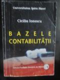 Bazele contabilitatii-Cicilia Ionescu