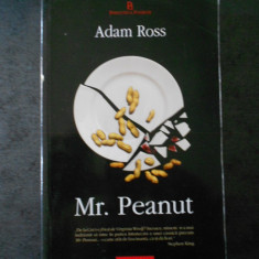 ADAM ROSS - Mr. PEANUT