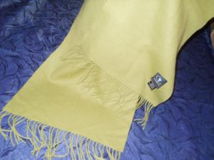 CODELLO, fular lana pura, casmir