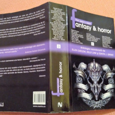 The Year's Best Fantasy and Horror (Vol. 3) - Ellen Datlow, Kelly Link, G. Grant, Nemira