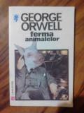FERMA ANIMALELOR - GEORGE ORWELL     (posib. expediere si 6 lei/gratuit) (4+1)