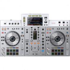 Pioneer XDJRX2W Sistem de control cu 2 canale Rekordbox DJ - alb, mixvibes