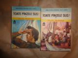 Toate panzele sus! 2 vol cartonate/an1980/ilustratii/884pag- Radu Tudoran