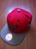 Șapcă Chicago Bulls NBA Mitchell & Ness mărime universala, Marime universala