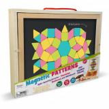 Set magnetic cu forme geometrice Fiesta Crafts FCT-2927 B39017107