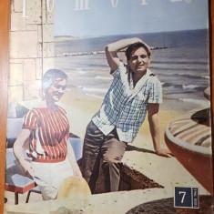 Femeia iulie 1963-forumul mondial al femeilor si insemnari de pe litoral