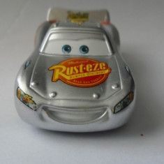 bnk jc  Cars - Lightning McQueen - Rusteze - argintiu