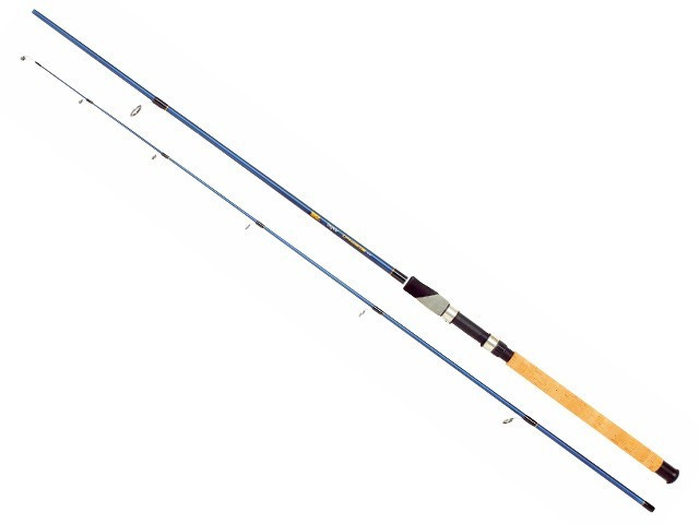 Lanseta spinning Zebco Topic Spin Star 2.40 m A: 25 g