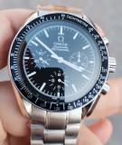 Ceas Omega Speedmaster Moonwatch Cronograf Venus 75 geam Safir 43 mm, Mecanic-Manual