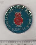Bnk ins Insigna Facultatea de chimie industriala Bucuresti 1965-1985, Romania de la 1950