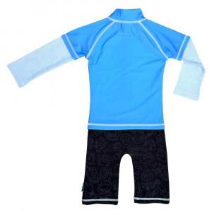 Costum de baie Blue Ocean marime 98- 104 protectie UV Swimpy for Your BabyKids