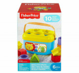 Jucarie sortator forme - Primele cuburi, Fisher Price