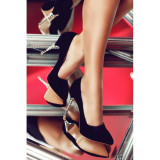 Pantofi Zoe Negri, 35 - 40
