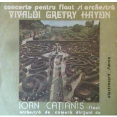 Concerte pentru flaut si orchestra (Vinil)