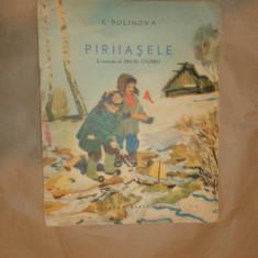 Paraiasele an 1957/ilustratii/16pagini- E.Dolinova