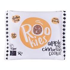 Gustare Cookie cu Mar si Scortisoara Fara Gluten Bio 40gr Dragon Superfoods Cod: 3800232736299
