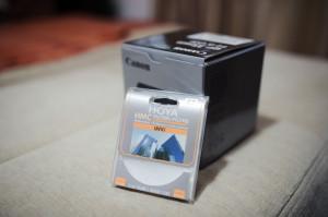 Canon EF 35mm f/2 IS USM - Garantie