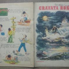 Revista Cravata Rosie// nr. 4 din 1954