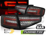 Stopuri LED Audi A4 B8 12-15 SEDAN Negru LED SEQ OEM LED