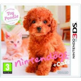 Nintendogs + Cats - Toy Poodle + New Friends N3DS