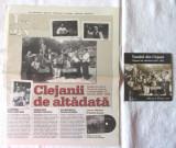 """TARAFUL DIN CLEJANI. Clejanii de altadata 1949-1952"", CD + ziar JURNALUL, 2007"