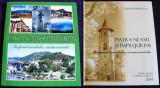 Piatra Neamt si imprejurimi, parfumul amintirilor, aroma evocarilor, harta judet