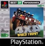 Joc PS1 4x4 World Trophy - Best of Infogrames - F