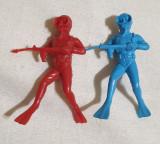 Lot x 2 piese - Jucarie din plastic - Figurina SCAFANDRU - Arbaleta