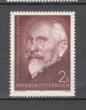 Austria.1973 50 ani moarte F.Hanusch-secretar de stat MA.204, Nestampilat