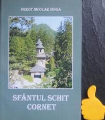 Sfantul Schit Cornet Preot Nicolae Moga foto
