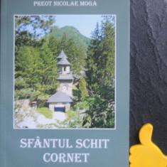 Sfantul Schit Cornet Preot Nicolae Moga