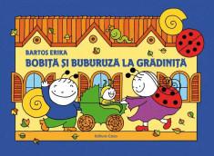 """""""Bobita si Buburuza la gradinita""""- Bartos Erika foto"""