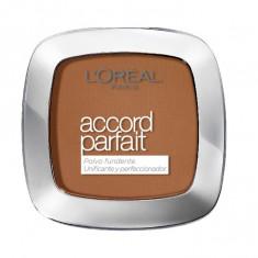 Pudra compacta Loreal Accord Parfait 10D/10W Deep Golden