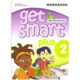 Get Smart Plus 2 Workbook + CD-ROM British Edition - H. Q. Mitchell, Marileni Malkogianni