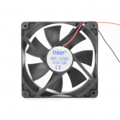 Cooler Ventilator 120 x 120 x 25 mm Alimentare 24V 0.28A