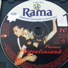 CD de colectie Pasiune argentiniana, nou, in stare impecabila!